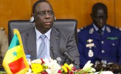 LANCEMENT DE LA PLATEFORME MONDIALE DE PARTENARIAT AVEC L'AFRIQUE: le message du Président Macky SALL.