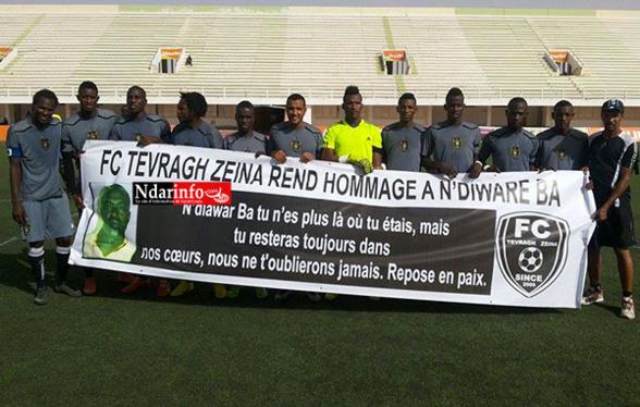 MAURITANIE : des hommages retentissants rendus à Ndiawar BA « Giressse » (photos)