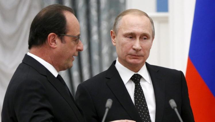 Paris et Moscou s'entendent sur une coopération renforcée contre Daech