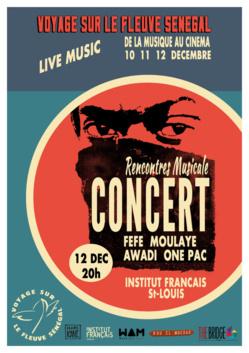 3 Jours de Festival à Saint-Louis: voyage sur le Fleuve Sénégal, Cinéma, Mode et Musique.