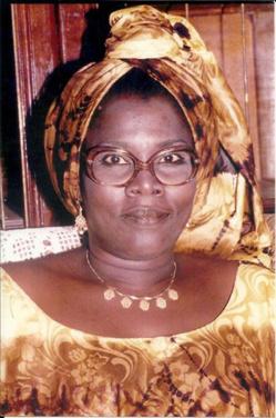 HOMMAGE A MAME YOUNOUSS DIENG. Par Atoumane Ndiaye Doumbia, Conservateur d'Archives et Auteur