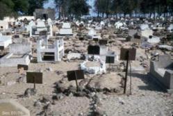 Cimetière de Pikine: Exhumation des corps d'un vieux de 80 ans et d'un bébé de 7 mois. Le fossoyeur en garde à vue.