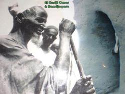Les paroles du Sage El hadji Oumar Tall disparu mystérieusement dans la falaise de Bandiagara