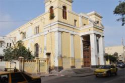 Patrimoine : La Cathédrale de Saint-Louis en voie de réhabilitation