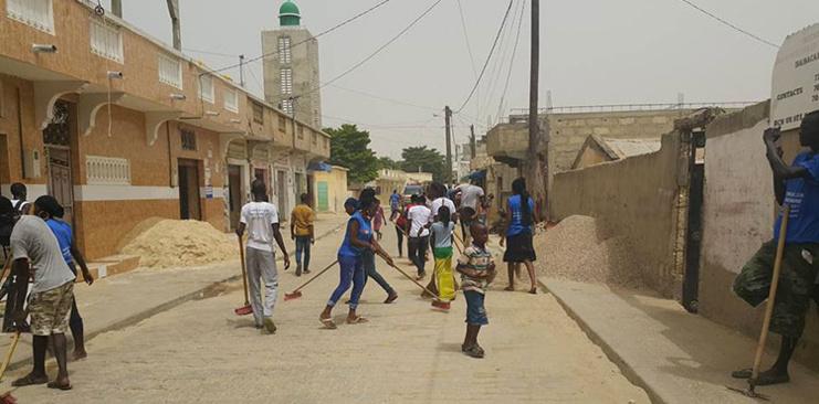 Saint-Louis : 48 heures de l'Association des Jeunes pour le Développement de Pikine Gouye M'Bargou, les 29 et 30 novembre.