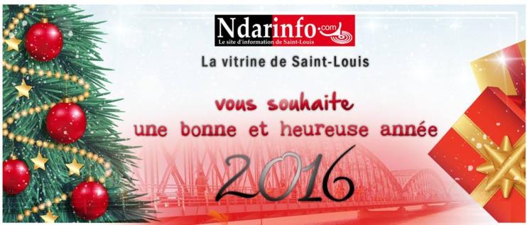 2016 : les vœux de Ndarinfo !