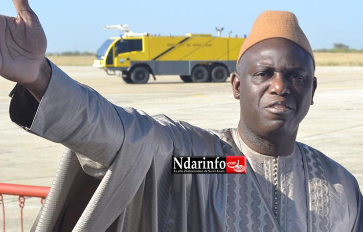 Mansour FAYE,  coordonnateur départemental de l'APR