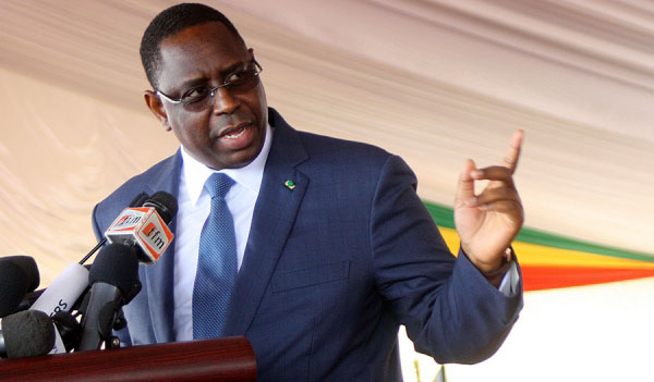 Réduction mandat présidentiel: Macky Sall met fin à la polémique