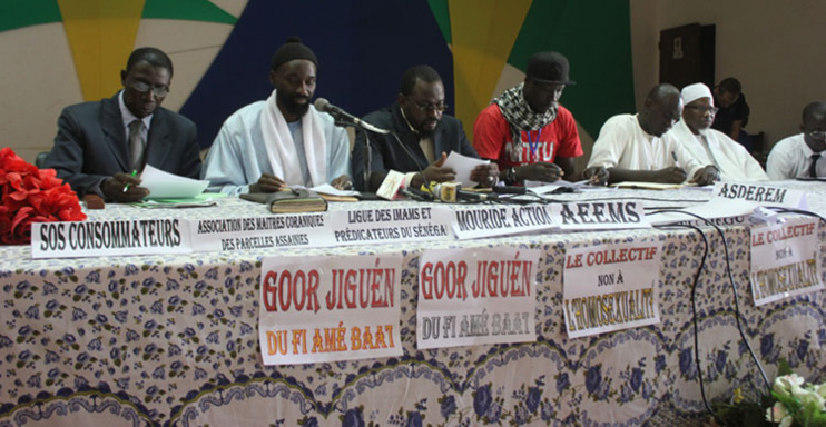 Guerre contre les homosexuels : Un collectif de 17 associations et Ong demandent la démission de Sidiki Kaba