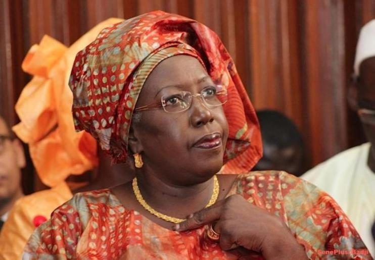 """FONCIER A GANDON: """"j'ai peur du syndrome de Mbane"""", confie le maire Khoudia MBAYE"""