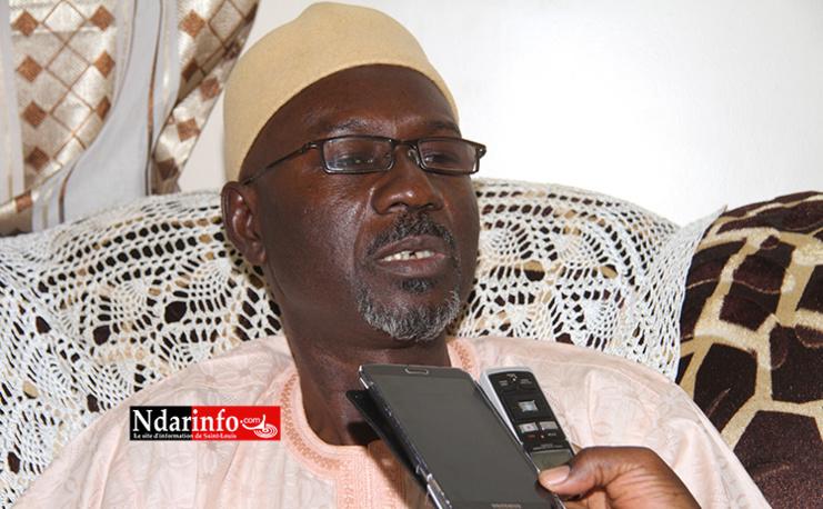 Abdoulaye LEYE, Pdt de la Chambre des Métiers