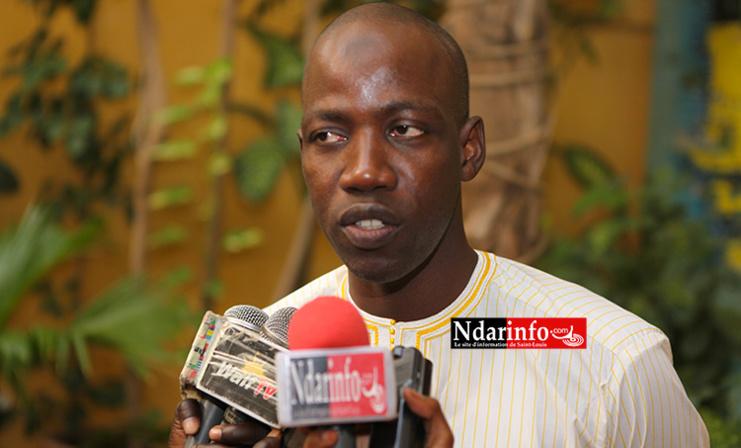 El Hadji Djiby Mbaye LO, responsable de la PLASPERI