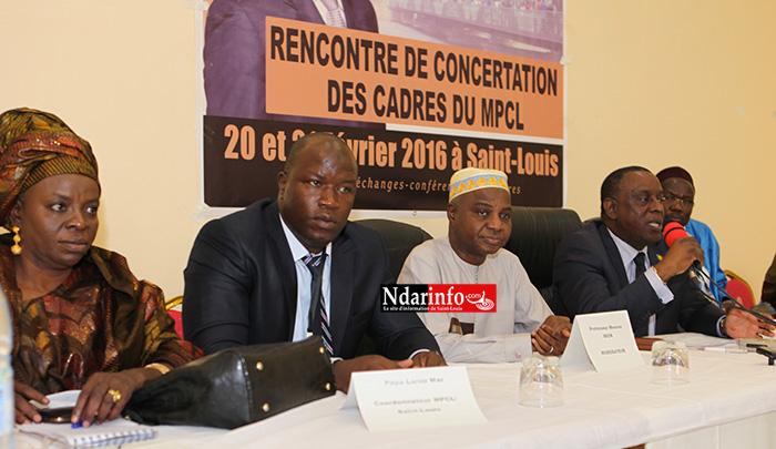 «  Le Sénégal ne se fera pas sans le MPCL », Papa Larou MAR.