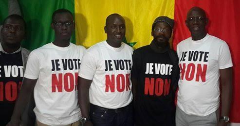 """""""NON"""" ÑAANI BAÑNA: Manifeste pour l'honneur et la dignité dans une République vertueuse (communiqué)"""