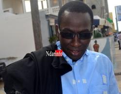 Saint-Louis : Me Alioune Abatalibe GUEYE crie « NON » au Président Macky SALL.