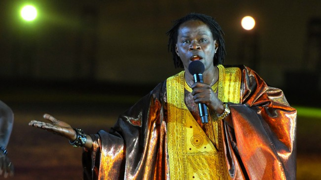 Baba Mall invité d'honneur du 1er festival de l'habillement au Gabon