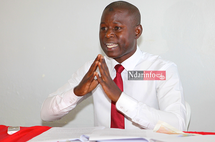 Zayire FALL, coordonnateur du Mouvement Wallou Ndar