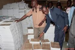 """Abdoulaye Daouda Diallo, ministre de l'Intérieur et de la Sécurité publique: """"Le coût du référendum estimé à près de 2 milliards F Cfa"""""""