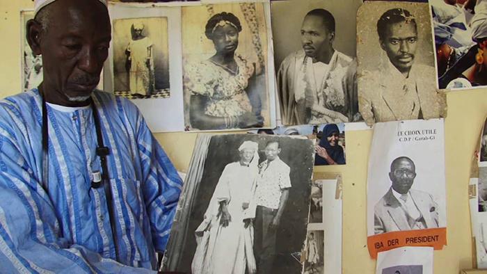 Le Photographe Oumar LY n'est plus.