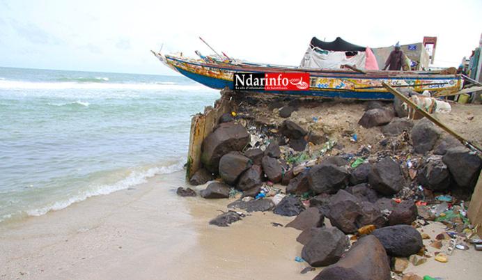 GUET-NDAR : colère après l'arraisonnement « violent » de 2 pirogues à Ndiago, par les garde-côtes mauritaniens.