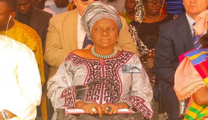 Aida Mbaye DIENG, coordonnatrice de la LD à Saint-Louis