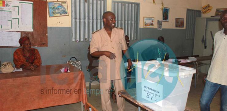 Saint-Louis : faible affluence dans l'unique centre de vote du département