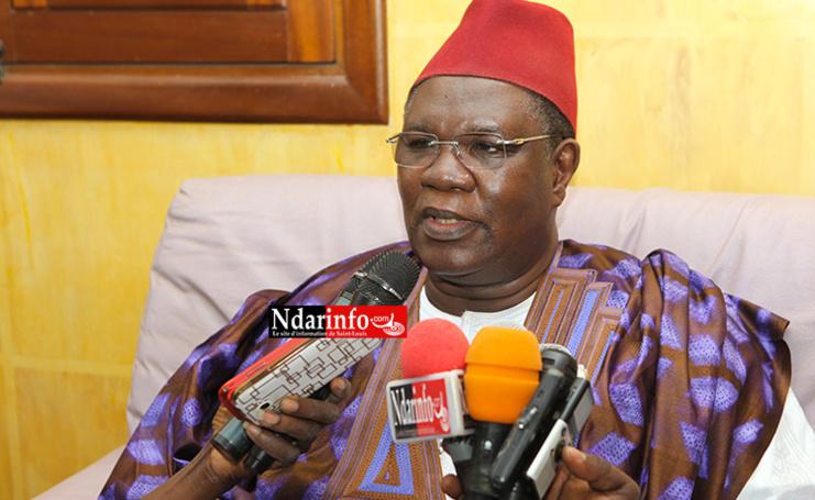 Me Ousmane NGOM : « la retraite est  terminée (...) je voterai OUI pour trois raisons ».