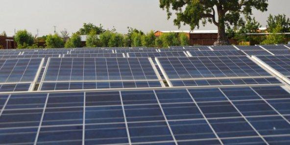 ENERGIE: premiers coups de pioche pour la centrale solaire de Dagana