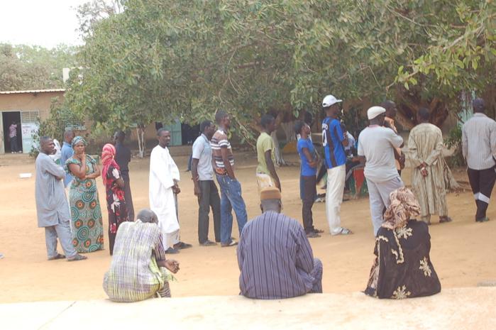 Référendum 2016 : Victoire du OUI dans le Département de Dagana
