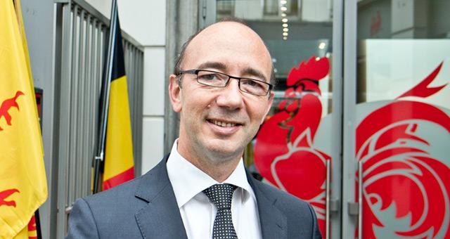 Coopération: Rudy Demotte, le Président de la Wallonie-Bruxelles, en visite à Saint-Louis 13 avril 2016.