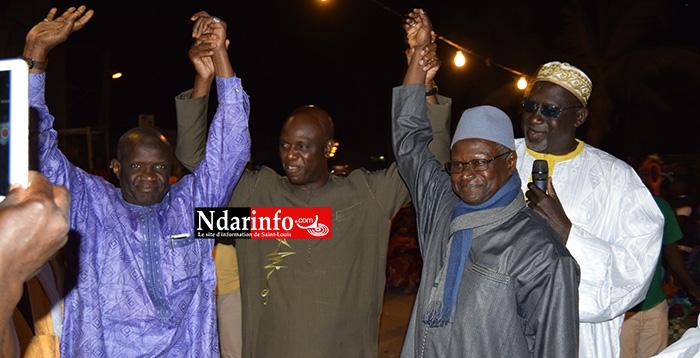 GUET-NDAR : la paix des braves et le grand espoir.