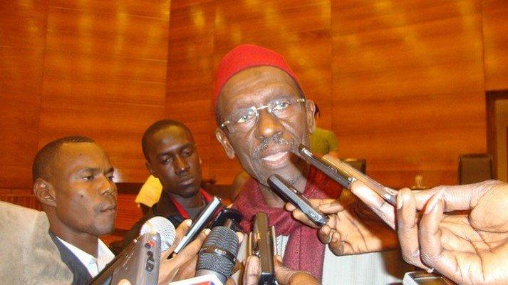 Doudou Wade demande l'ouverture d'une information judiciaire contre Ousmane Ngom.