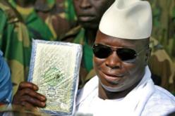 Blocus de la transgambienne : Jammeh menace.