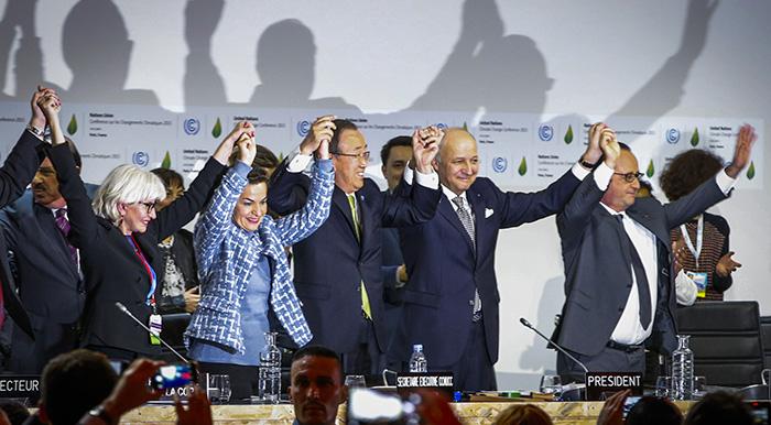 Plus de 160 pays à l'ONU pour signer l'accord de la COP21