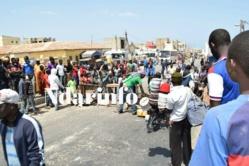 Urgent: des manifestants bloquent le pont de Guet-Ndar.