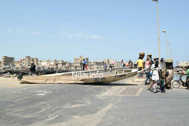 (Images) Manifestations à  Guet-Ndar: les flammes de la colère