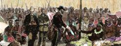 L'Afrique au temps des colonies : par la ruse et par la force