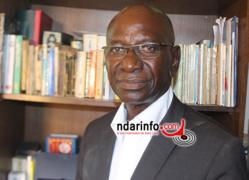 Me Ibrahima DIOP, Président de l'Association Saint-Louis Jazz