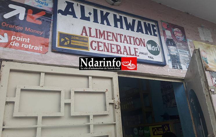 Cambriolage à Pikine : des voyous vident une boutique à Gouy Mbargou.