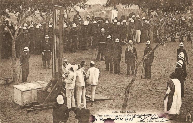 ARCHIVES: Exécution capitale de Birame Kandé à Saint-Louis.