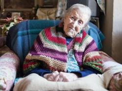 Mort de la doyenne de l'humanité, la nouvelle est une Italienne de 116 ans.