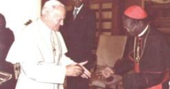Popenguine : Le village du Cardinal Hyacinthe Thiandoum visité par le Saint Pape Jean Paul 2 témoin de l'Espérance