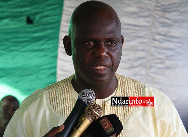 Mansour Faye sur la revue annuelle de son secteur : « Le Sénégal a fait des avancées majeures dans l'assainissement mais pas suffisantes... »