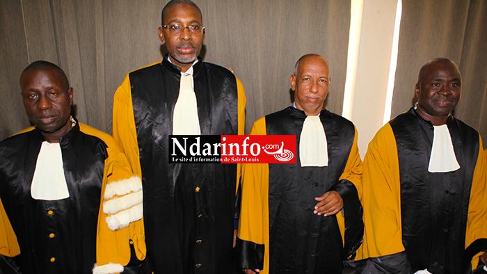 SOUTENANCE: Mention «  très honorable » pour le Docteur El Hadji Moussa FALL.