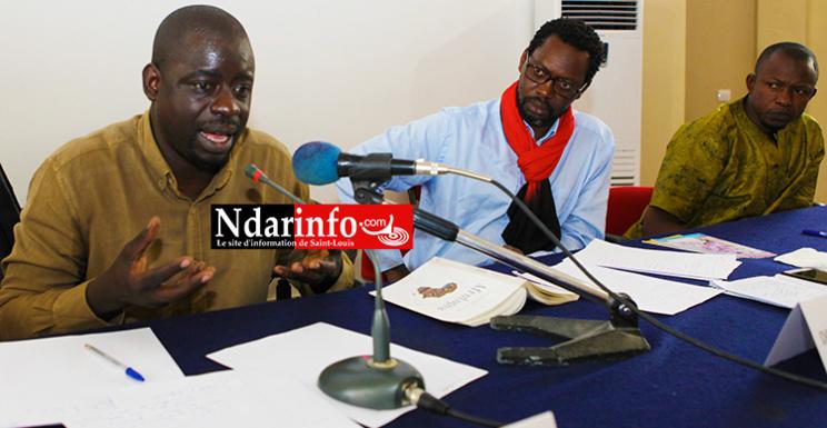 AUDIO - FELWINE SARR : « AFROTOPIA est une invite à la construction de soi » … «  Je suis contre l'idée de rattrapage »