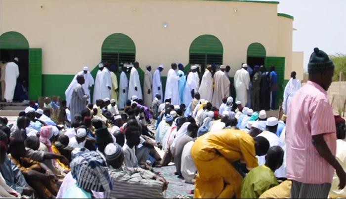 Saint - Louis: Inauguration de la mosquée Mouhamed Mouslim Rachid à Ngaina Lébou