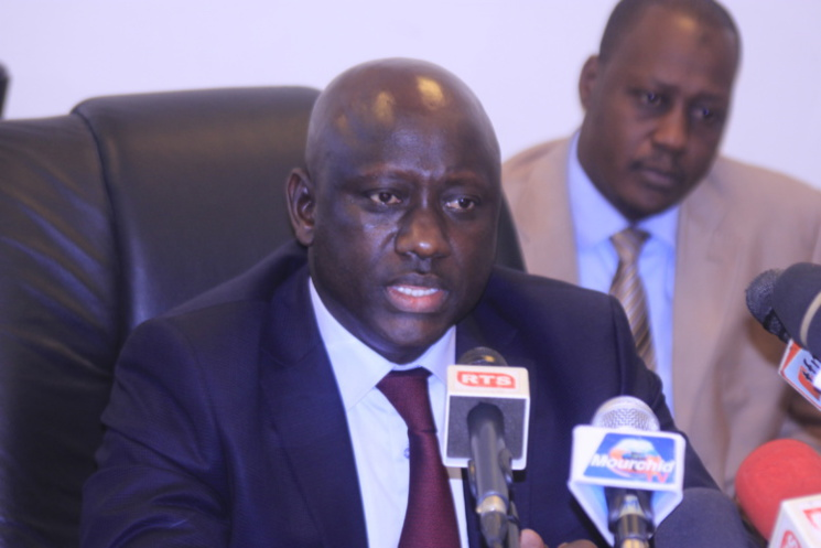 « Il y a de la corruption dans la presse », révèle le Procureur de la République.