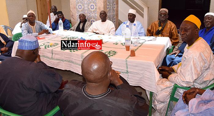 Association des Musulmans de Saint-Louis : l'imam Cheikh DIALLO remplace l'ancien maire Abdoulaye DIAW Chimère.