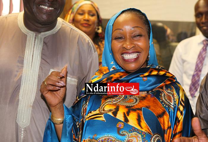 Awa NDIAYE, formelle: « Je vais m'investir pleinement à PIKINE ».