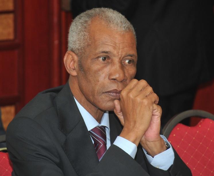 Bruno Diatta, chef du protocole-L'esprit du palais